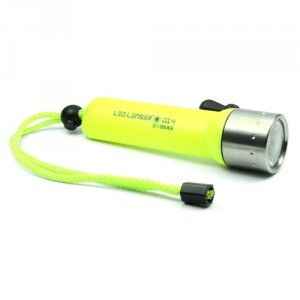 D14 LED Lenser Diving Torch