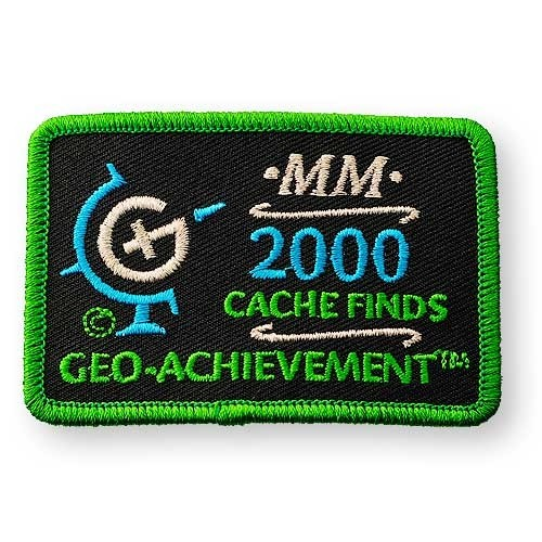 Patch 2000 Finds Geo-Achievement