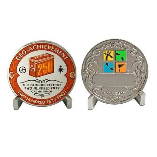 250 Finds Geo-Achievement Award Set