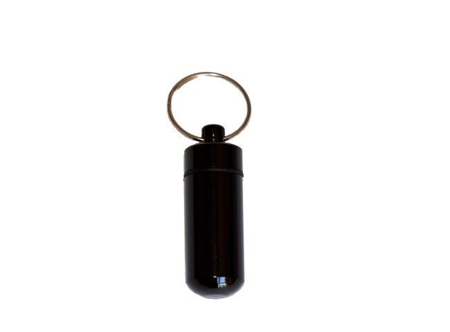 Aluminium Bison Tube 4.3cm - Black