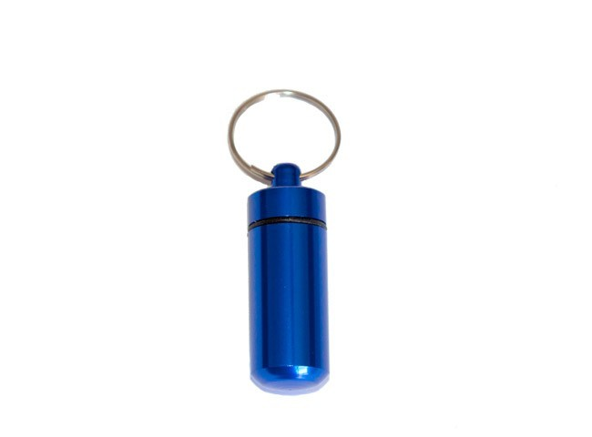 Aluminium Bison Tube 4.1cm - Blue