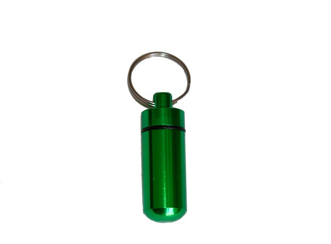 Aluminium Bison Tube 4.3cm - Green