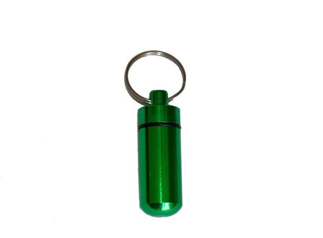 Aluminium Bison Tube 4.1cm - Green