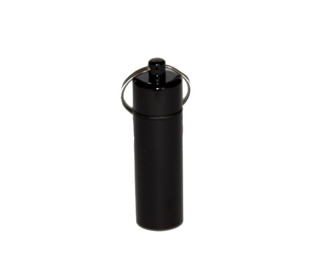 Aluminium Bison Tube 5.3cm - Black