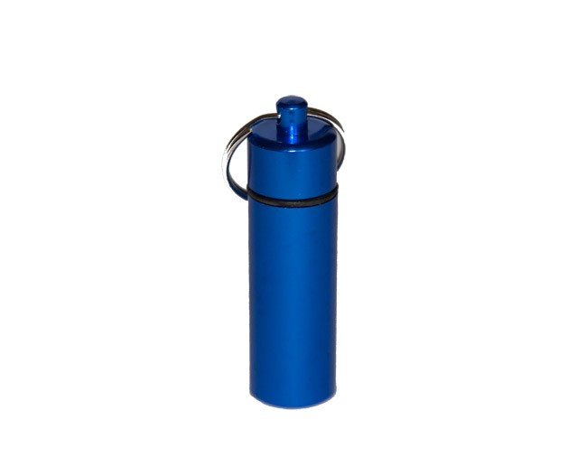 Aluminium Bison Tube 5.3cm - Blue