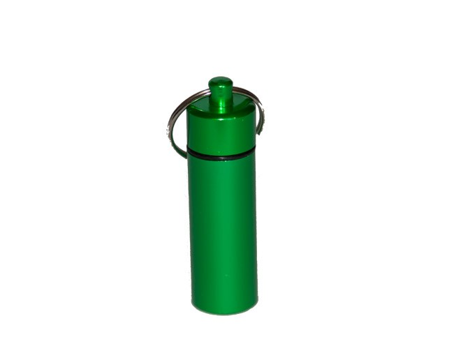 Aluminium Bison Tube 5.3cm - Green