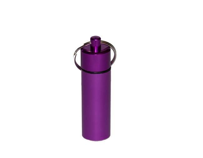 Aluminium Bison Tube 5.3cm - Purple
