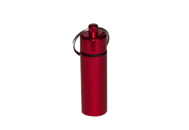 Aluminium Bison Tube 5.3cm - Red