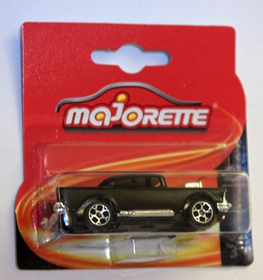 Miniature Black Car