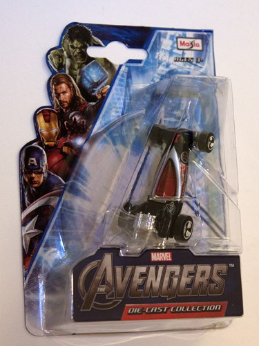 The Avengers Collection - Black Widow