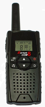 Zartek COM 8 Two-Way Radio