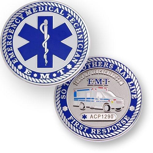 EMT geocoin