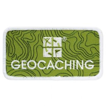 Geocaching Logo Patch
