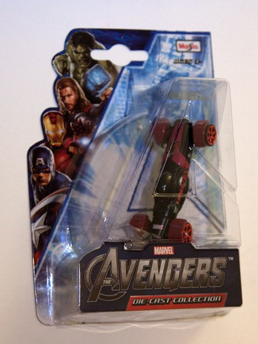 The Avengers Collection - Hawkeye