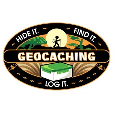 Hide It, Find It, Log It Sticker