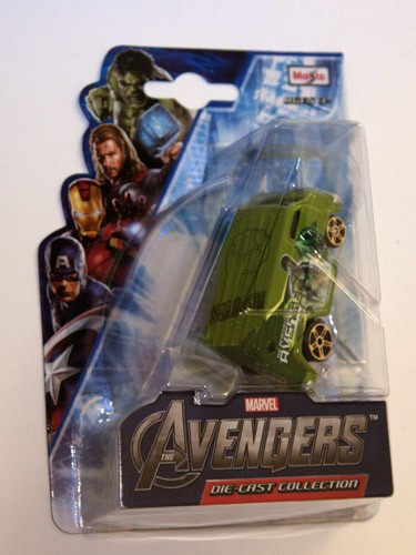 The Avengers Collection - Hulk