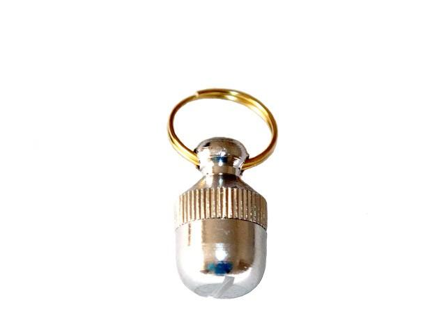 Nano ID Lantern - Silver