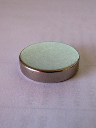Neodymium 22mm x 5mm round magnet