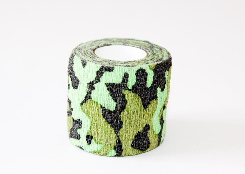 Camouflage Bandage Tape (Green)