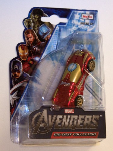 The Avengers Collection - Iron Man
