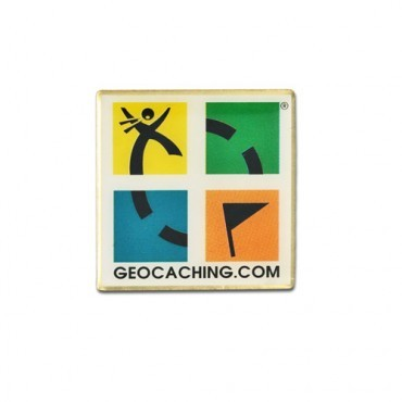 Geocaching.com Lapel or Hat Pin