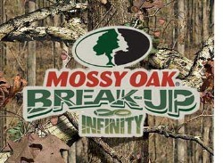 Mossy Oak Break-Up Infinity Camouflage Tape - Hunter's Specialties