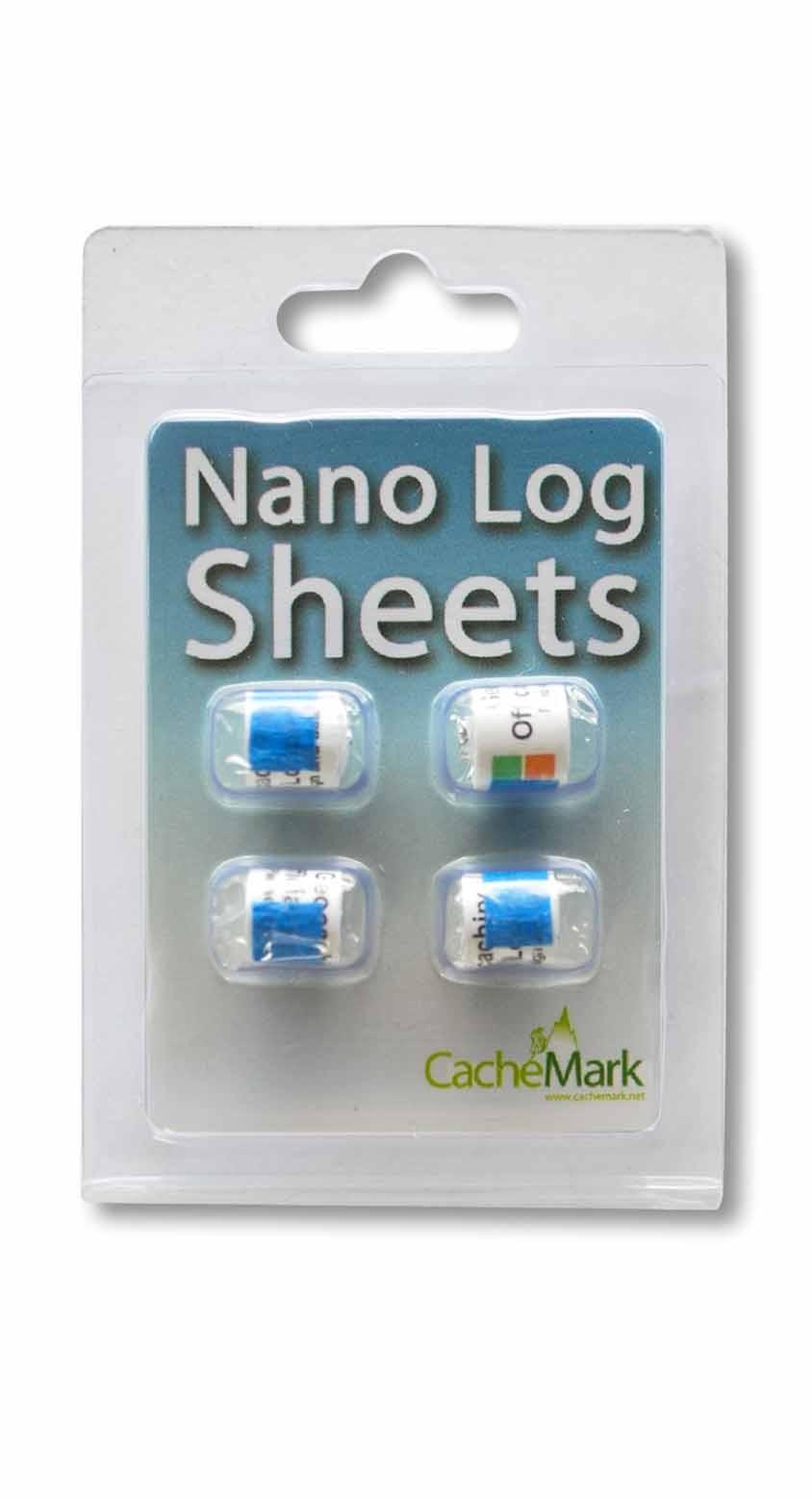 Nano Logs - 4 Pack
