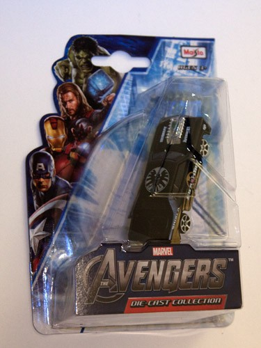 The Avengers Collection - Nick Fury