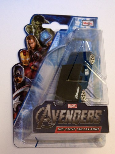 The Avengers Collection - S.H.I.E.L.D Humvee