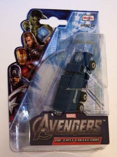 The Avengers Collection - S.H.I.E.L.D Bigfoot