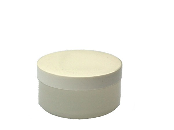 Small Round Container with Twist on Lid
