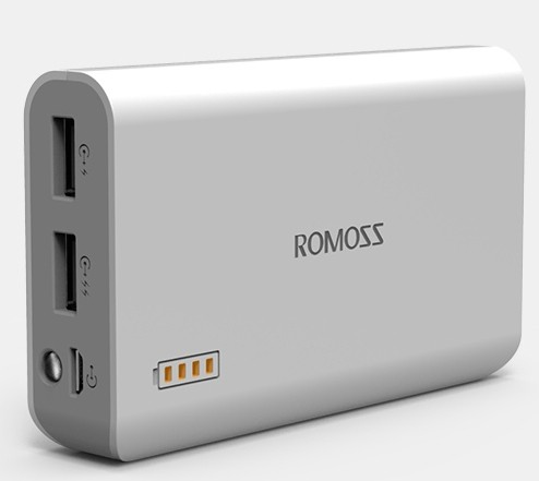 Romoss Solo 3 - 6000mAh Power Bank