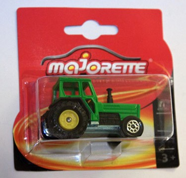 Miniature Tractor - Green