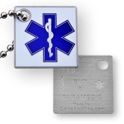 Travel EMT Tag