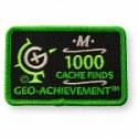 Patch 1000 Finds Geo-Achievement