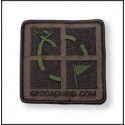 Geocaching.com Patch - Camo