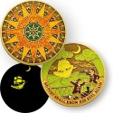 Sahara Compass Rose Geocoin 2012