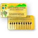 Geocaching License