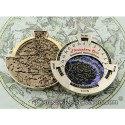 Planisphere Geocoin - Southern