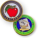 Teacher Geocoin