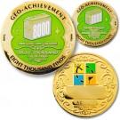 8000 Finds Geo-Achievement Award set