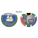 Cape Town Mega 2016 Geocoin - Nickel