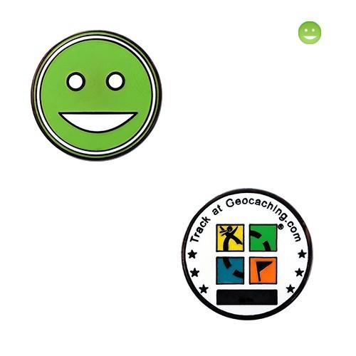 Smile Micro Geocoin