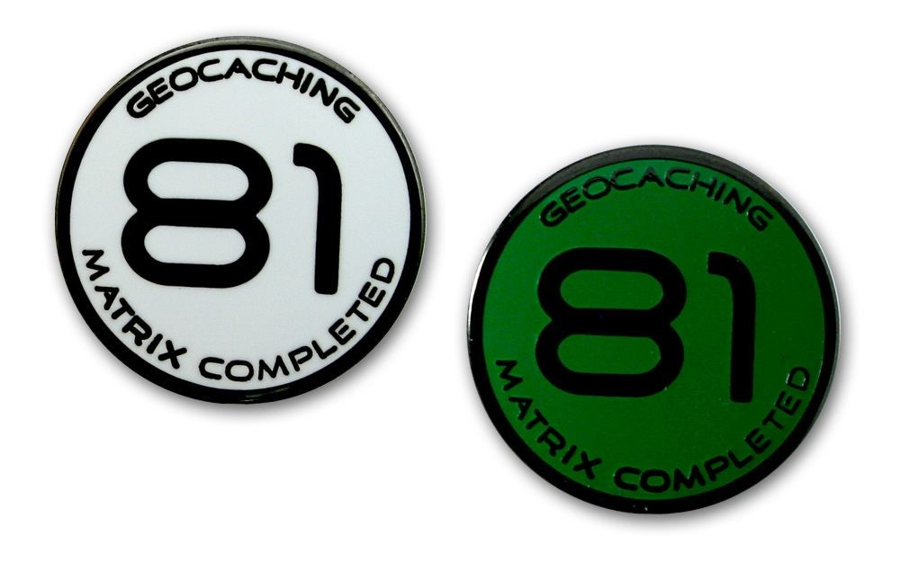 81 Matrix Completed Pin