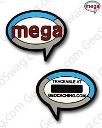 Mega Event Micro - Black Nickel