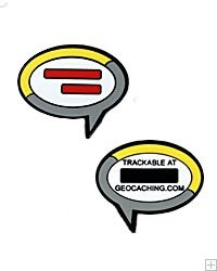 Event Icon Micro Geocoin - Nickel