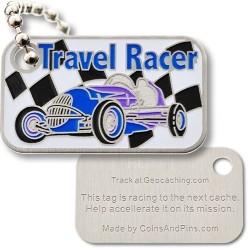 Travel racer - Antique blue