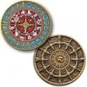Time and Space Geocoin