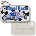 Travel Racer - Antique Blue