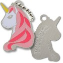Travel Unicorn Tag